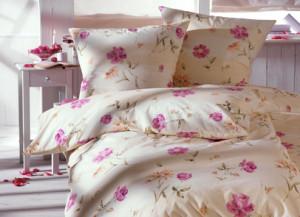 Gesunder Schlaf wird auch durch Ihre Bettwäsche und das Duvet unterstützt, wenn beides aus reinen Naturfasern besteht
