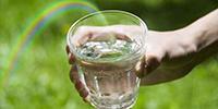 Erhöhen Sie Ihre Wasserqualität auf Quellwasserniveau