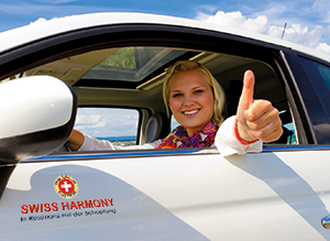 Swiss Harmony's CarTuner frees you from the stress of electrosmog while you drive and saves fuel as well.