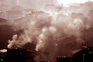 Harmonization helps with Polluted air