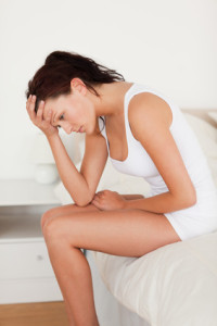 Constant influence of water veins can lead to fatigue and chronic depression.