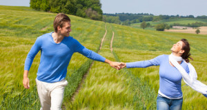 A walk in nature is always invigorating and relaxing. Brief exposure to different kinds of earth radiation energizes us.