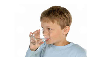 Parents have observed that their children drank significantly more water after the water had been harmonized.