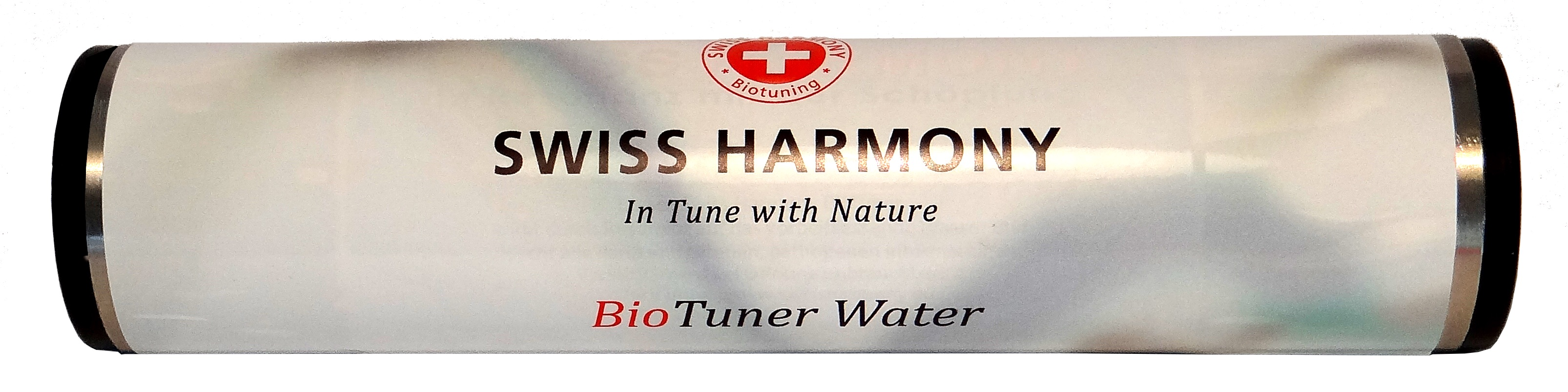 Swiss Harmony's BioTuner Water provides 'spring water-like' drinking water.